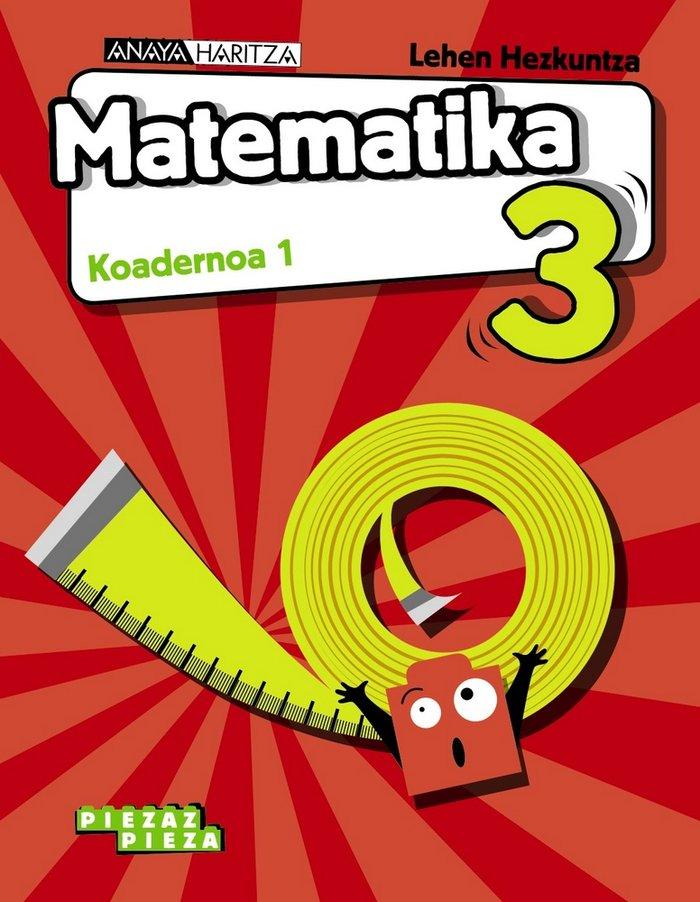 Matematika 3ºep koadernoa 1 navarra 19