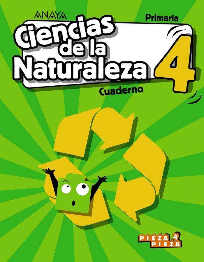 Cuaderno ciencias naturaleza 4ºep 19 pieza a pieza