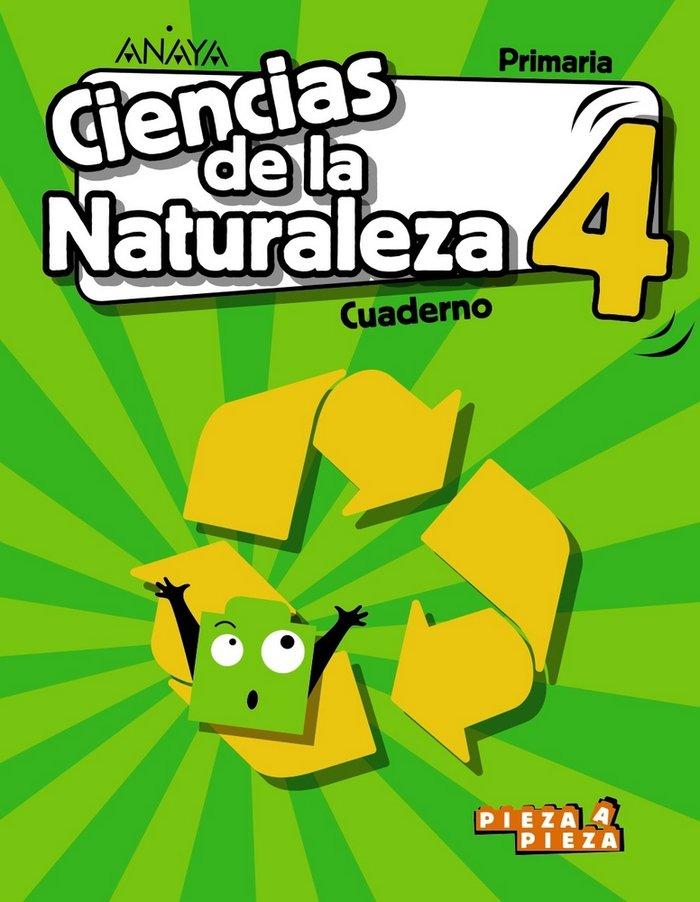 Cuaderno ciencias naturaleza 4ºep madrid 19