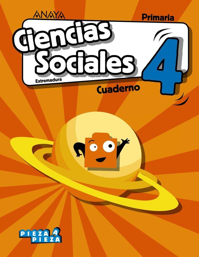 Cuaderno ciencias sociales 4ºep extremadura 19