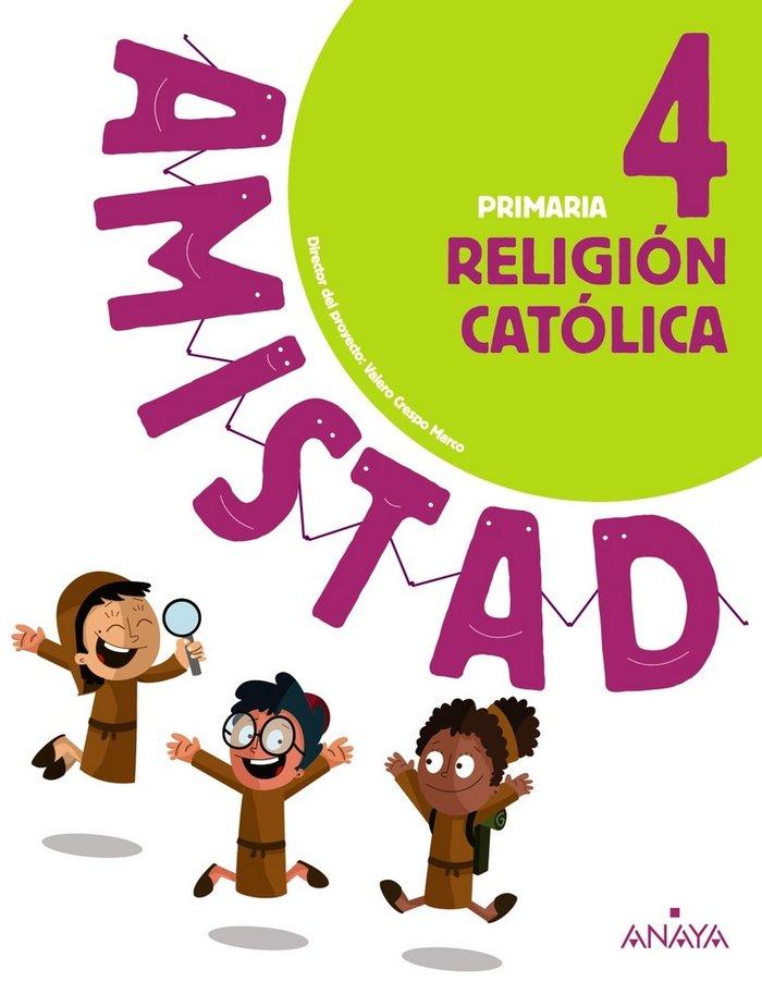 Religion catolica 4ºep andalucia amistad 19
