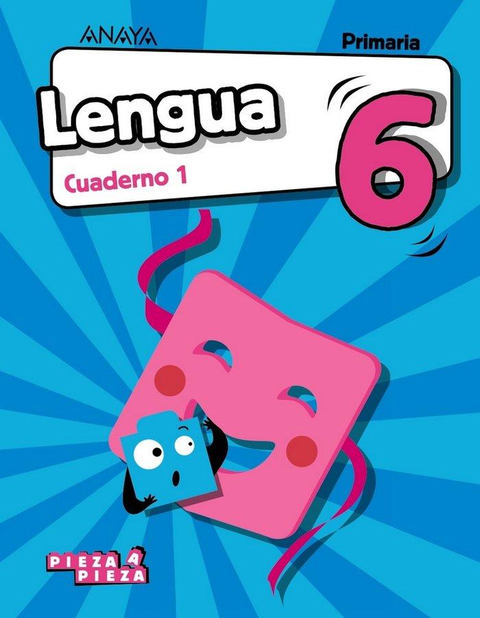 Cuaderno lengua 1 6ºep 19 pieza a pieza