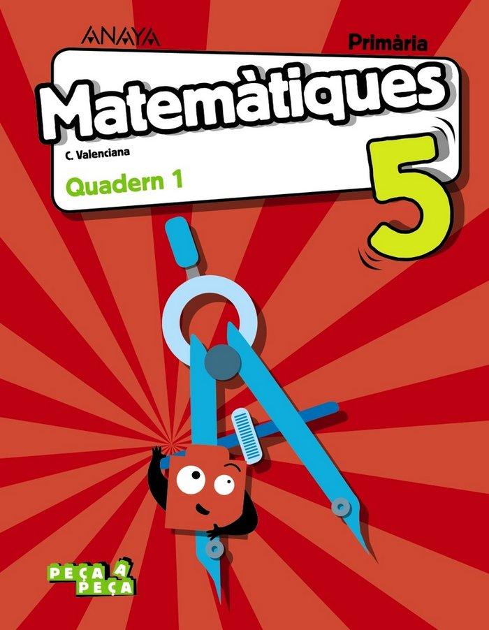 Quadern matematiques 1 5ºep valencia 19