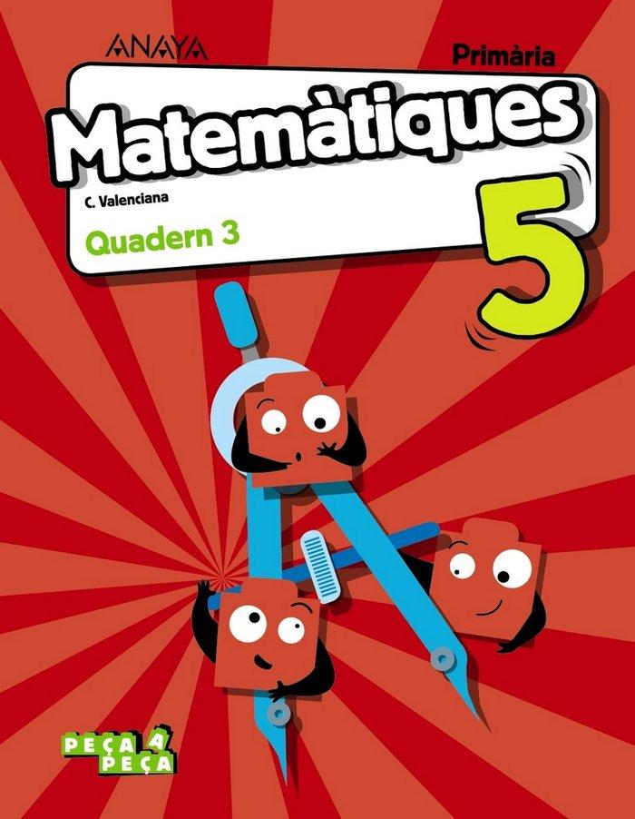 Quadern matematiques 3 5ºep valencia 19