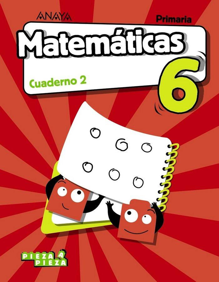 Cuaderno matematicas 2 6ºep pieza a pieza 19