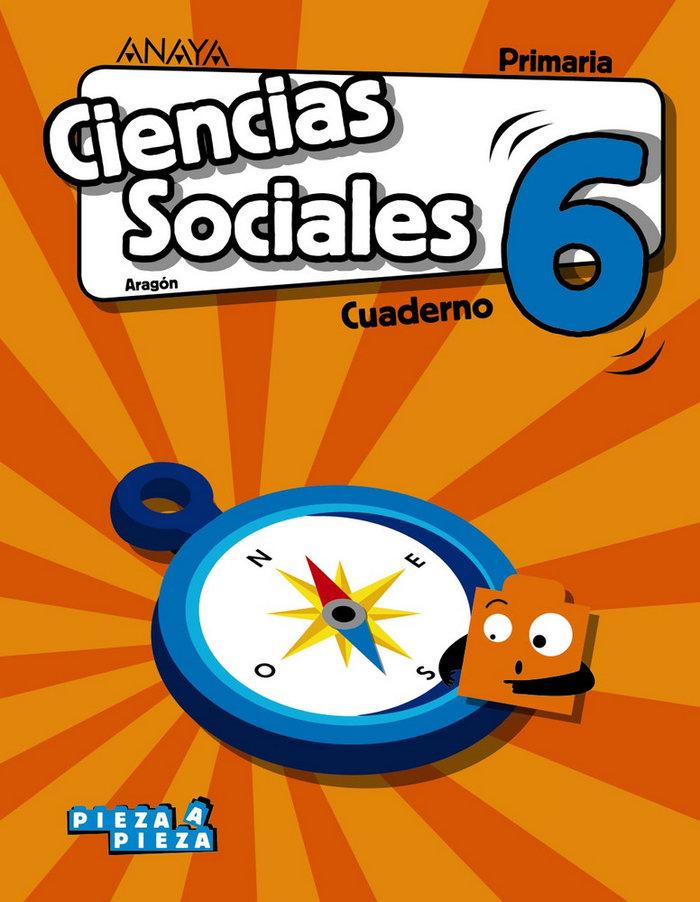 Cuaderno ciencias sociales 6ºep aragon 19