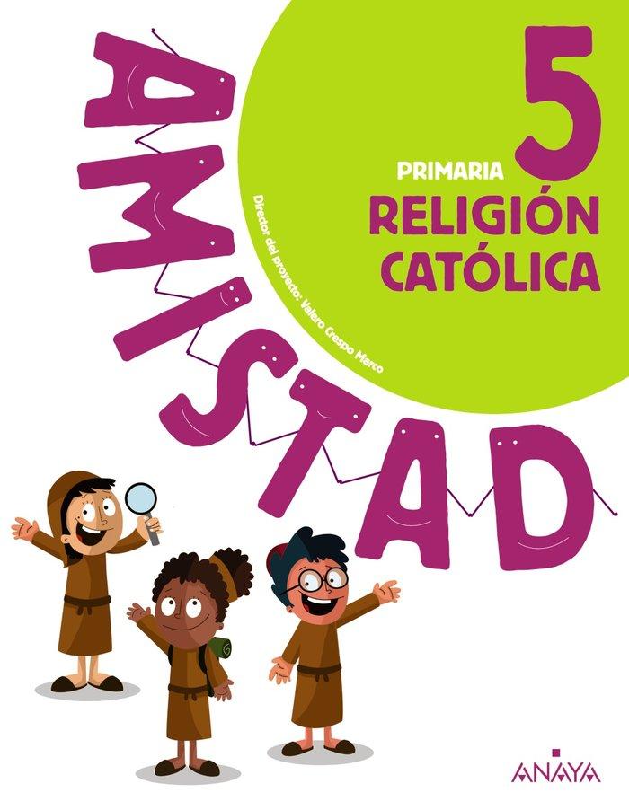 Religion catolica 5ºep andalucia amistad 19