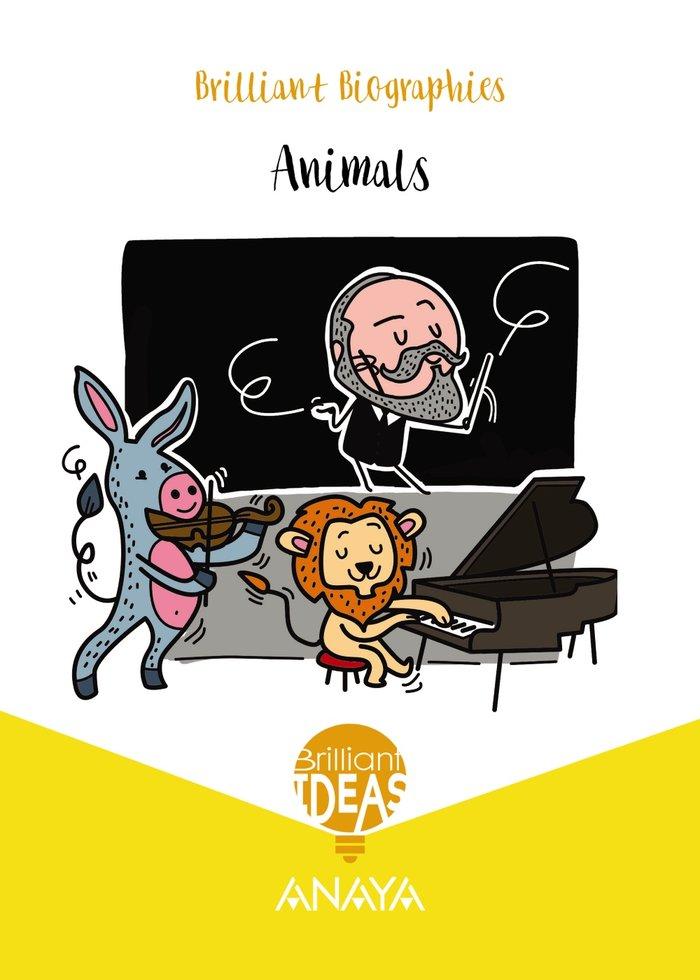 Animals brilliant biography 1ºep 19