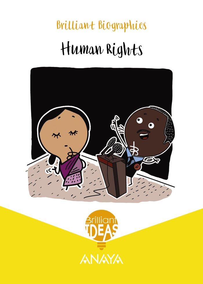 Human rights brilliant biography 2ºep 19