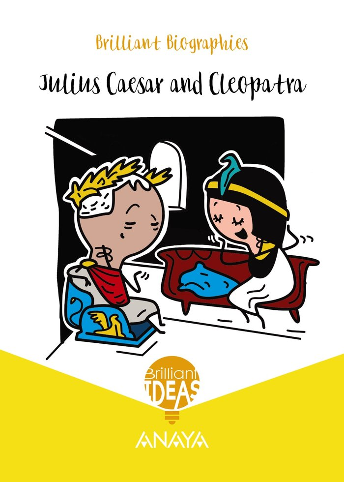 Julius caesar and cleopatra 4ºep 19