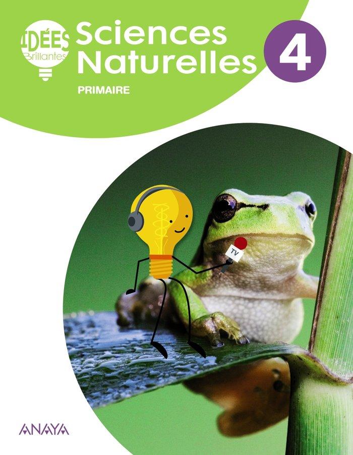 Sciences naturelles 4. livre de l'eleve