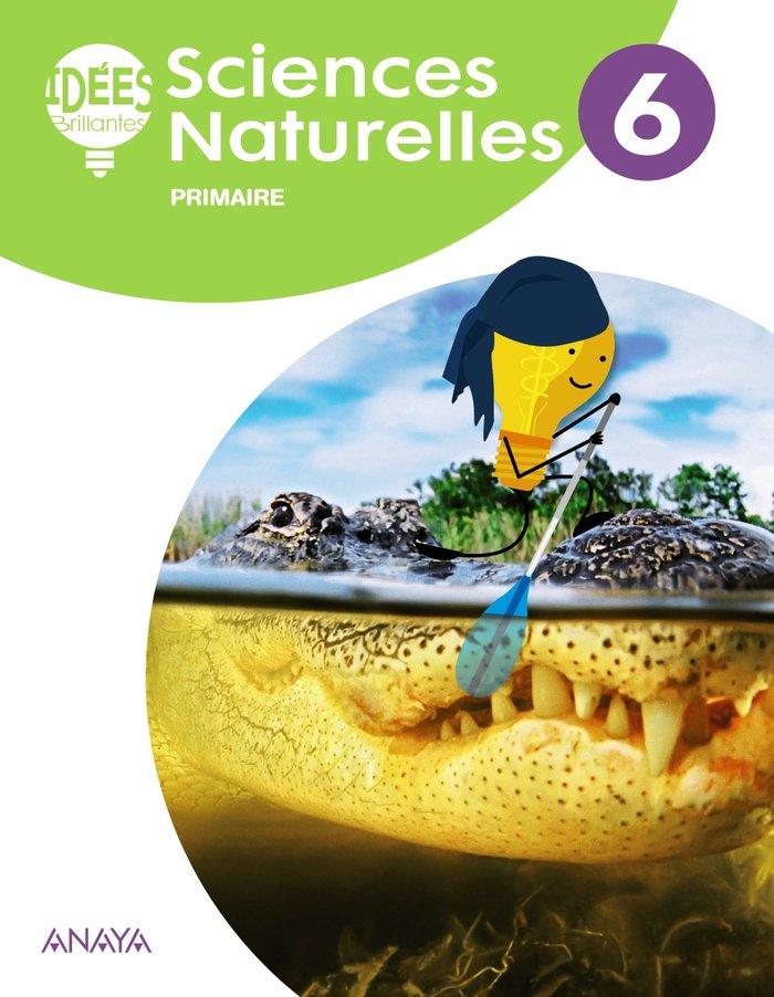 Sciences naturelles 6. livre de l'eleve