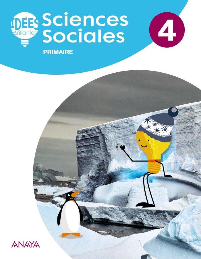 Sciences sociales 4. livre de l'eleve