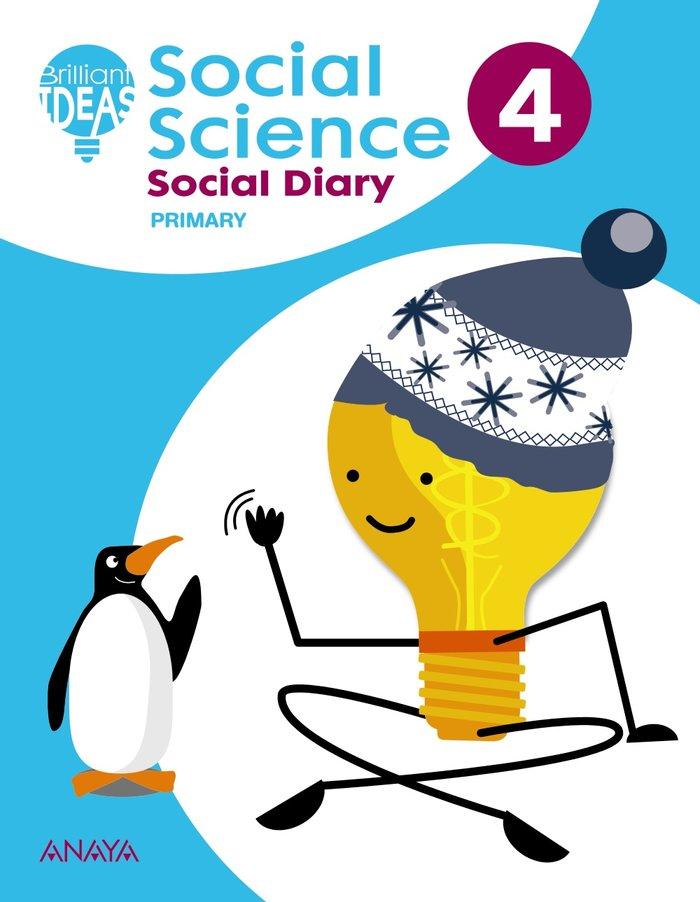 Social science 4ºep 19 activity diary brilliant id