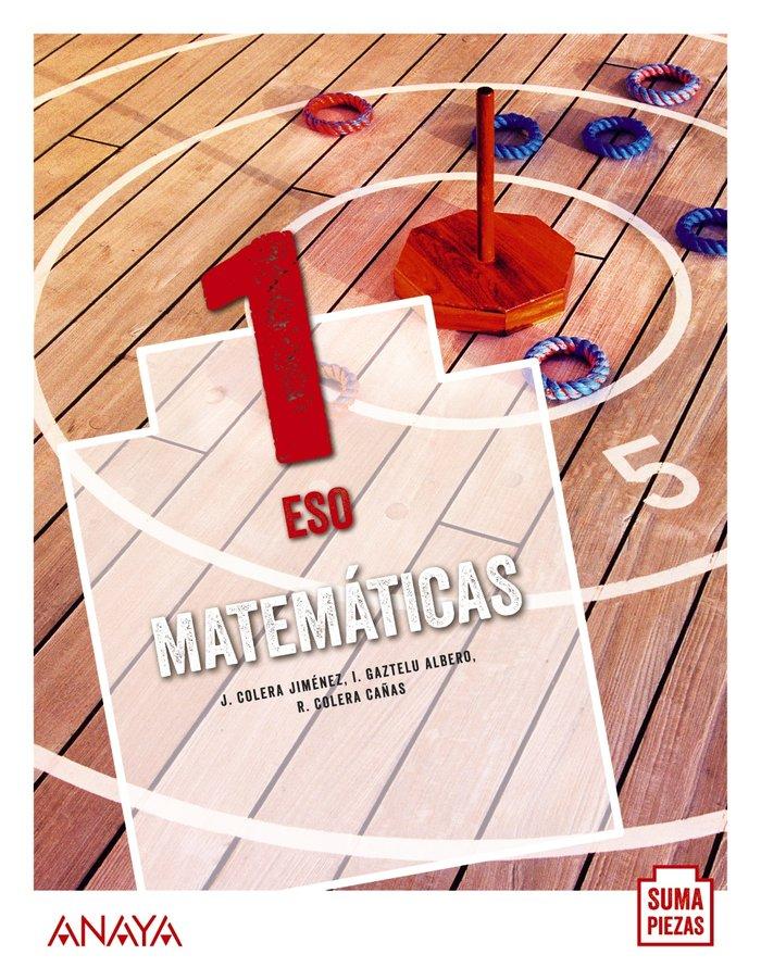Matematicas 1ºeso murcia 20 suma piezas