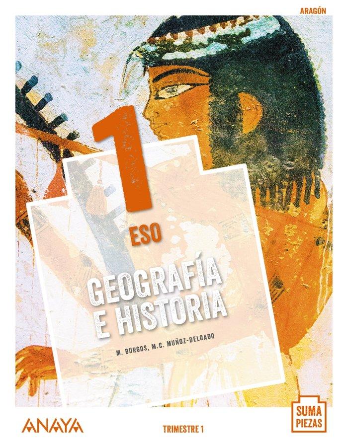 Geografia historia 1ºeso aragon 20 suma piezas