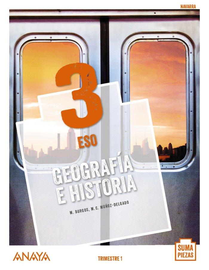 Geografia historia 3ºeso navarra 20 suma piezas