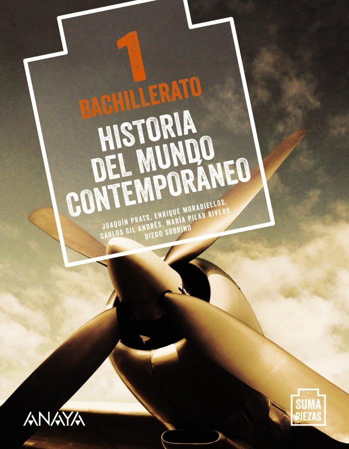 Historia mundo contemporaneo 1ºnb 20 suma piezas