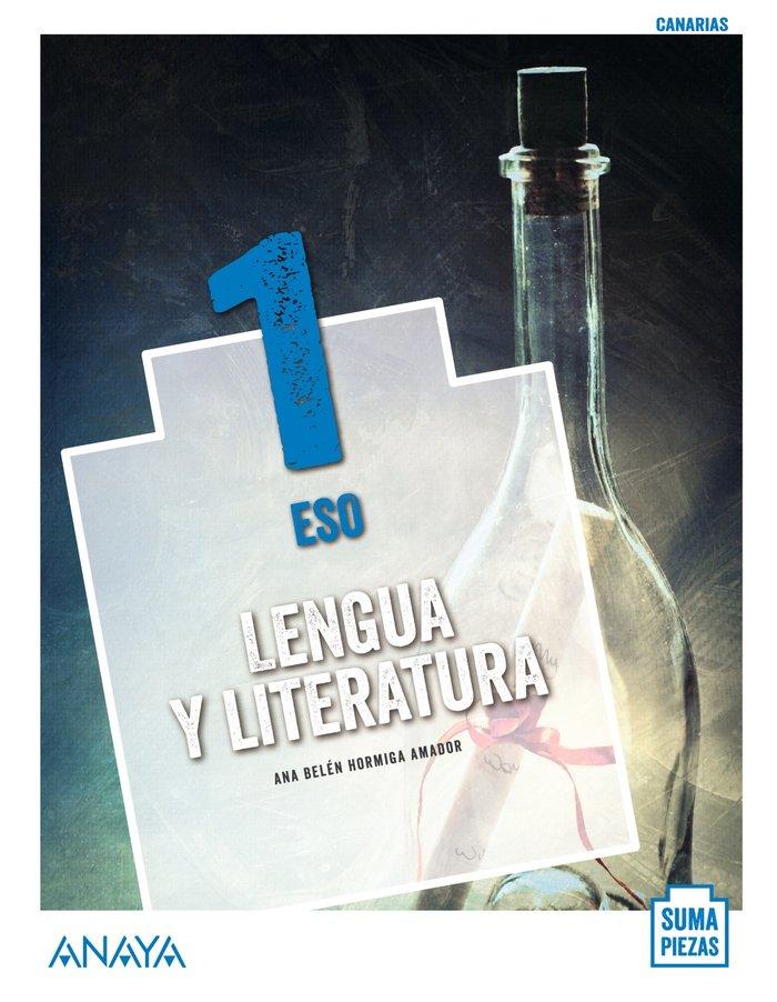 Lengua castellana 1ºeso canarias 20 suma piezas
