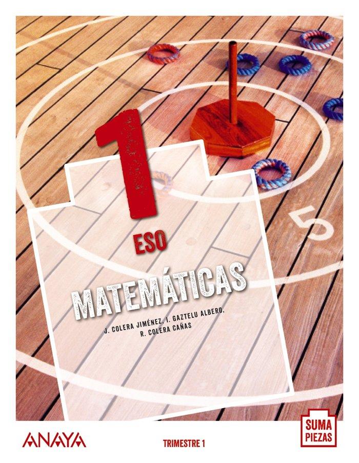 Matematicas 1ºeso 2020 suma piezas
