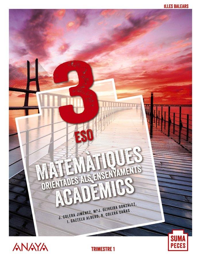 Matematiques 3ºeso baleares 20 suma peces