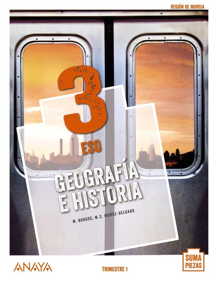 Geografia historia 3ºeso murcia 20 suma piezas