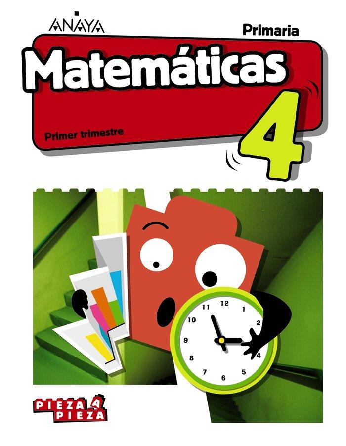 Matematicas 4ºep trim andalucia 19+taller resol.