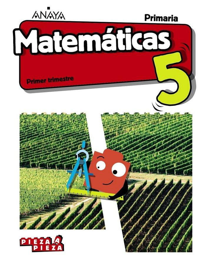 Matematicas 5ºep trim andalucia 19+taller resol
