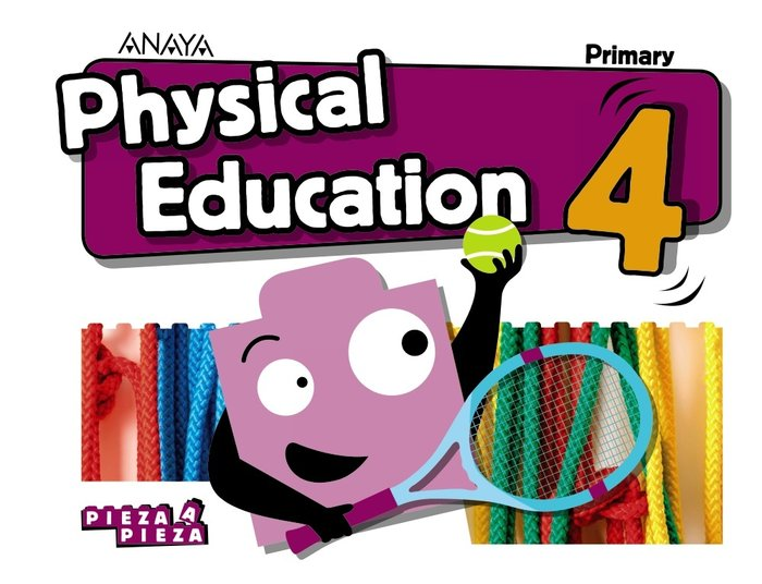 Physical education 4ºep andaluca 19