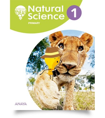 Natural science 1ºep andalucia pack 19