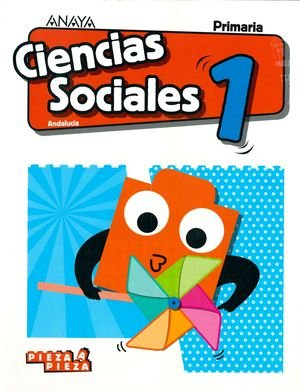 Sociales 1ºep andalucia + soci.scence in focus