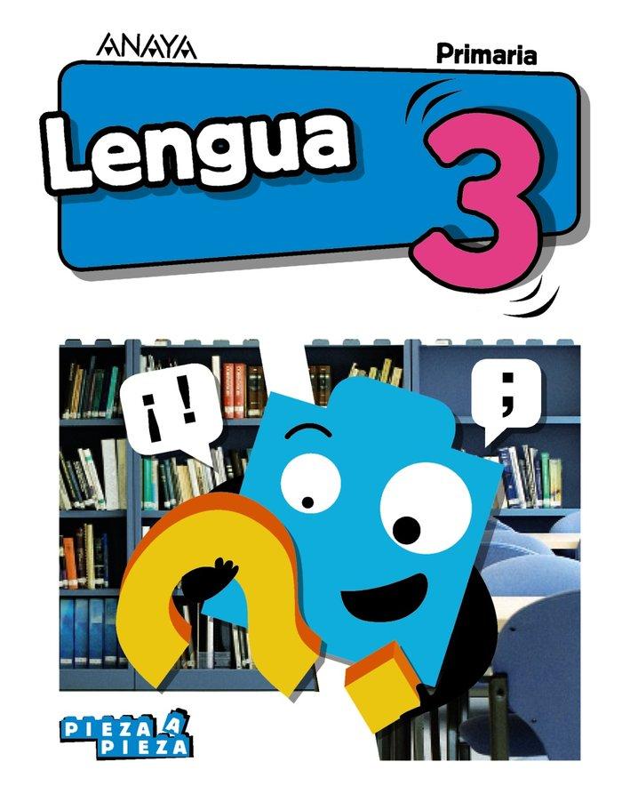 Lengua 3. (incluye taller de lectura comprensiva)