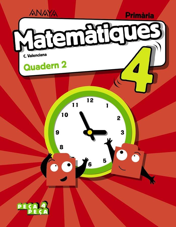 Matematiques 4. quadern 2.