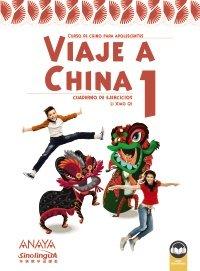 Viaje a china 1 libro de ejercicios