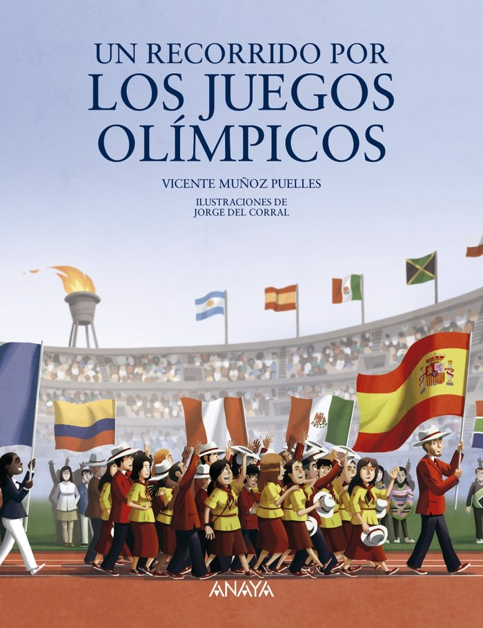 Un recorrido por los juegos olimpicos