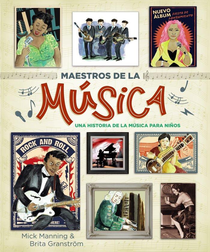 Maestros de la musica