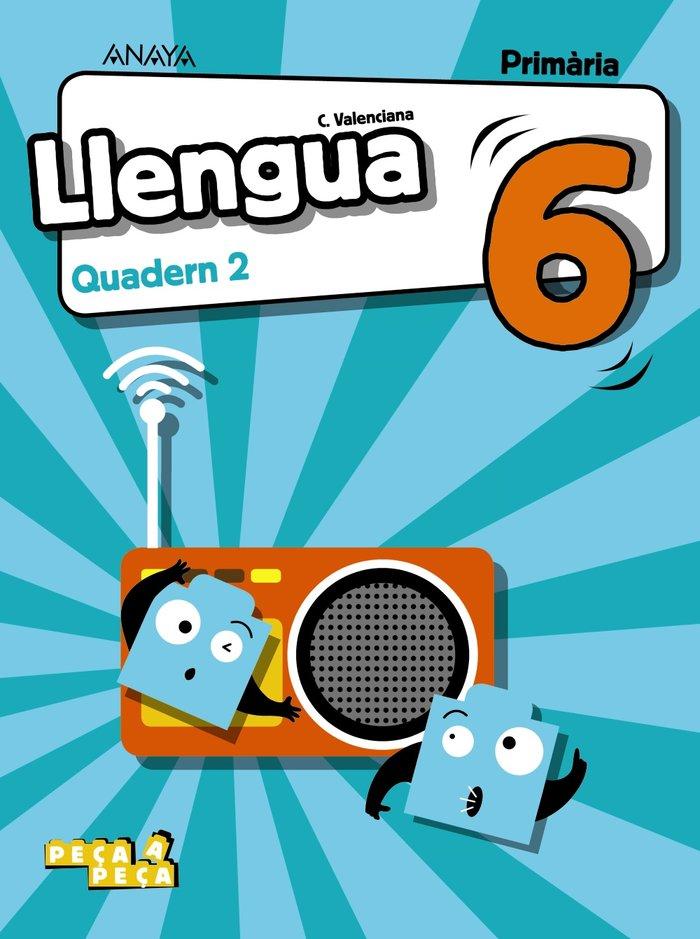 Quadern llengua 2 6ºep valencia 20 peÇa a peÇa