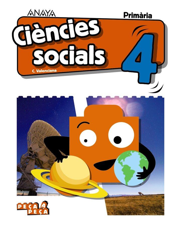 Ciencies socials 4ºep valencia 20 peÇa a peÇa