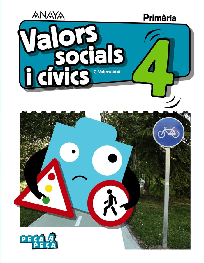 Valors socials i civics 4ºep valencia 20 peÇa a pe