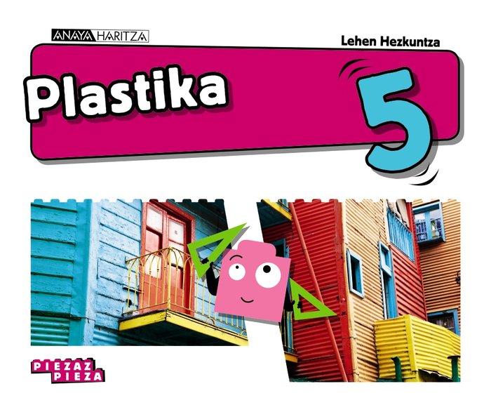 Plastika 5ºep navarra/p.vasco 20 piezaz pieza