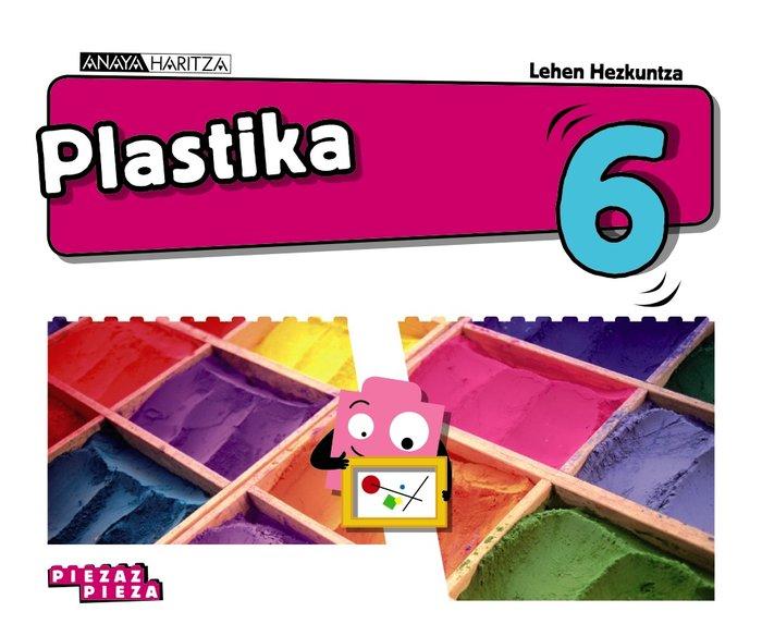 Plastika 6ºep navarra/p.vasco 20 piezaz pieza