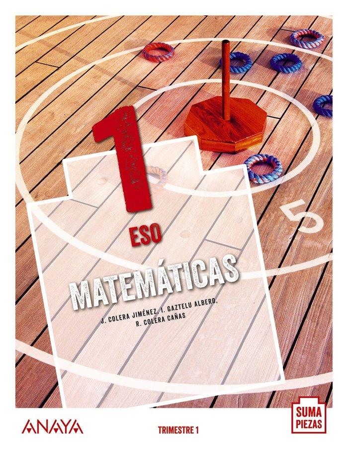 Matematicas 1ºeso trim.biling.andalucia 20 suma pi