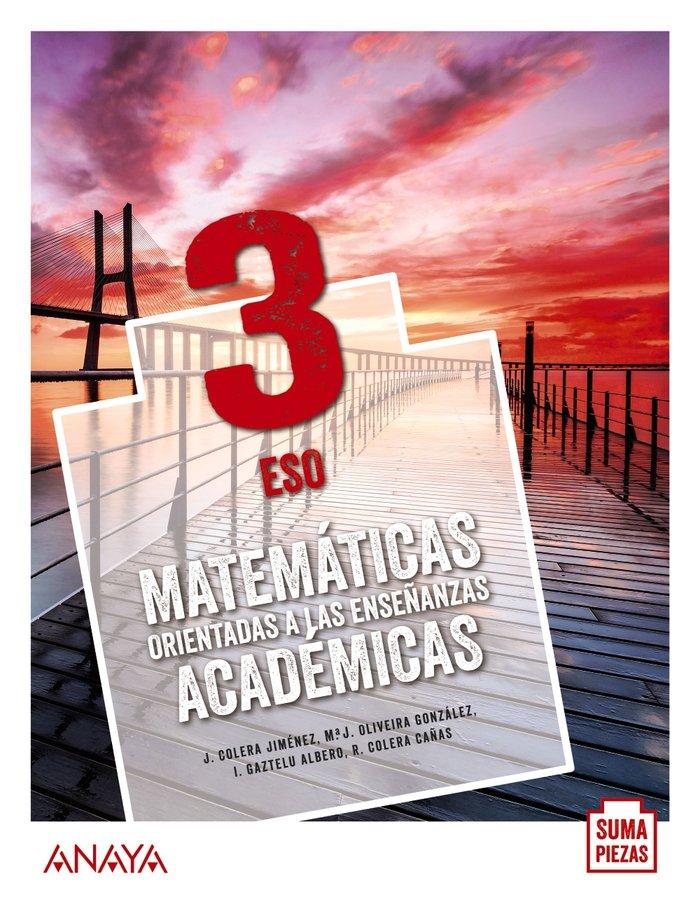Matematicas academicas 3ºeso andalucia 20 suma pie