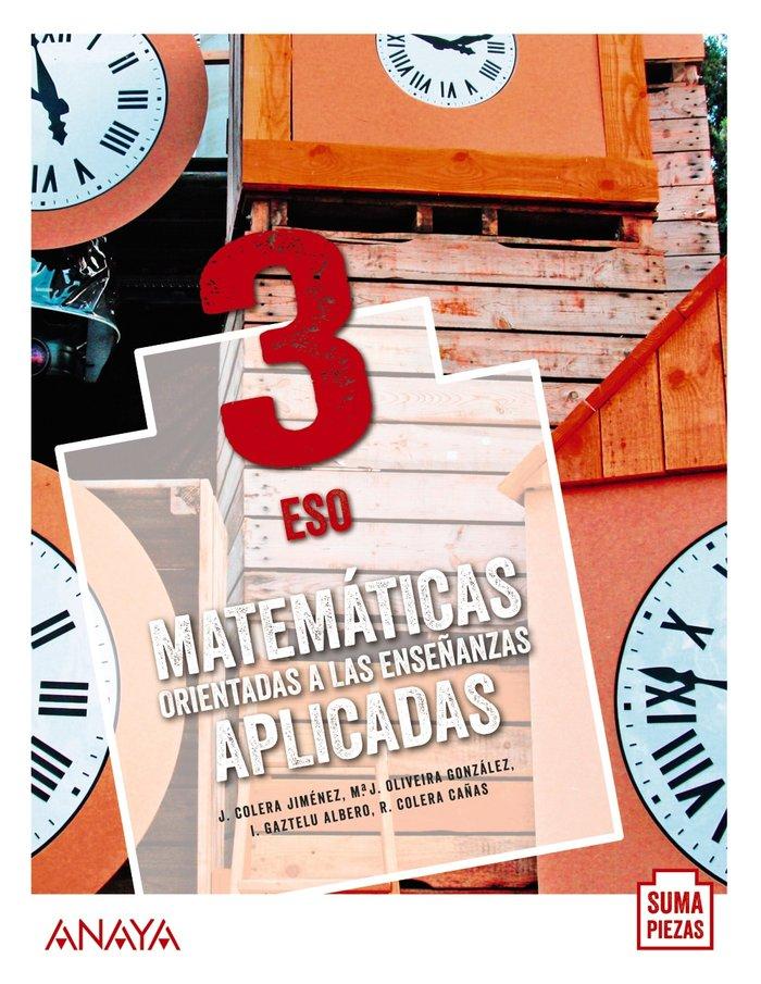 Matematicas aplicadas 3ºeso andalucia 20 suma piez