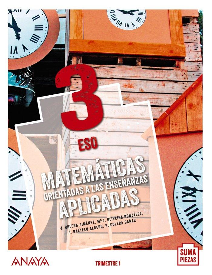 Matematicas aplicadas 3ºeso trim.andalucia 20 suma