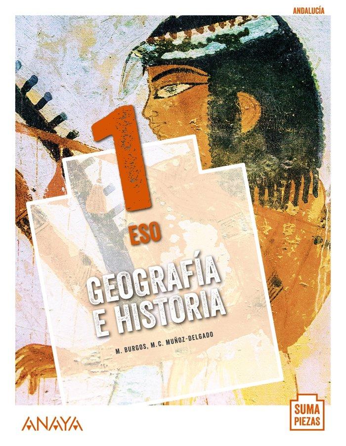 Geografia historia 1ºeso biling.andalucia 20 suma