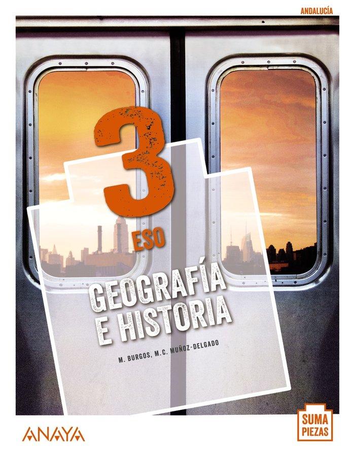 Geografia historia 3ºeso biling.andalucia 20 suma