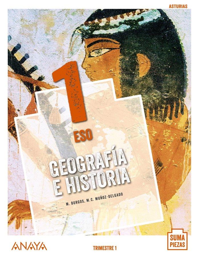 Geografia historia 1ºeso asturias 20 suma piezas