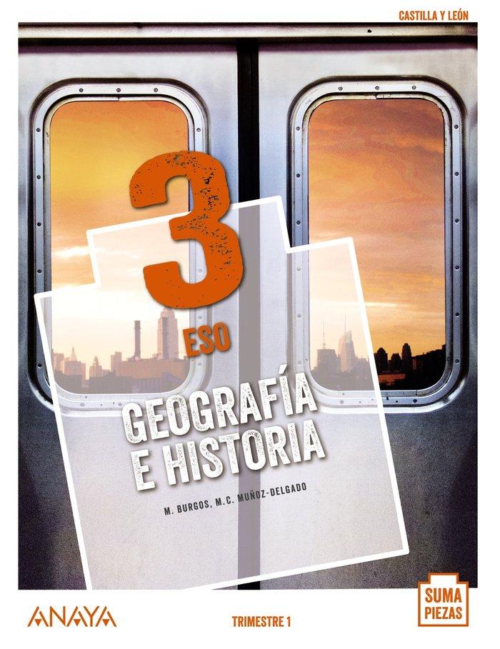 Geografia historia 3ºeso c.leon 20 suma piezas
