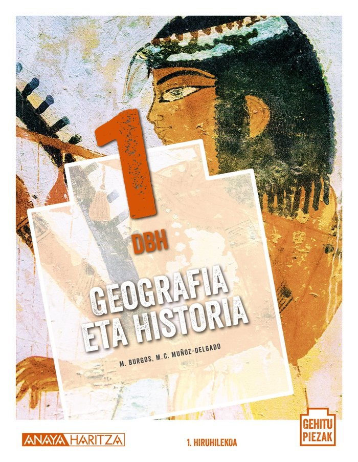 Geografia historia 1ºeso p.vasco 20 gehitu piezak